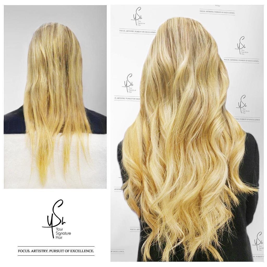 Russian Hair Extensions Berkshire Reading London Mobile Elite No