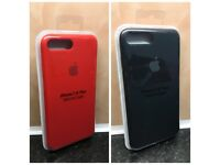 Brand New Genuine Apple Silicone Case for Iphone 7 plus / 8 plus