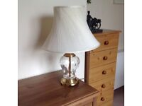 Lamp, beautiful decorative expensive piece from John Lewis,