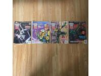 35 2000ad Judge Dredd comics from the 90's (2)