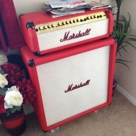 Marshall stack , 100 watt, excellent £400