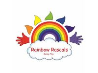 Rainbow Rascals Messy Play Classes, Romsey, Nursling, Fawley