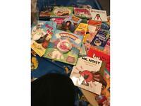 Large bundle books