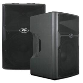 PVX 15 Speakers - 800 Watts