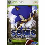 Sonic - The Hedgehog (Xbox 360) Morgen in huis! - iDeal!