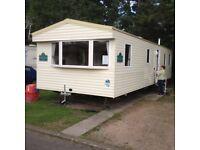 Static caravan 8 berth Haggerston Castle Haven Park Site
