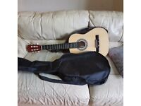 Child's acoustic guitar