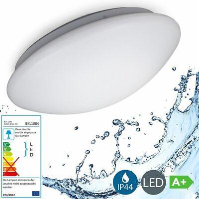LED Decken-Leuchte Lampe Bad IP44 Schlaf Wohn-Zimmer Beleuchtung Küche B.K.Licht (Küche Licht)