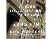 1 bedroom apartment for rent, TOLLCROSS ROAD