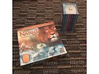 Narnia books and game