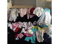 NEW BORN CLOTHES BUNDLE
