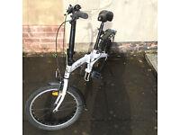 Decathlon Matex B'fold 5 folding bike