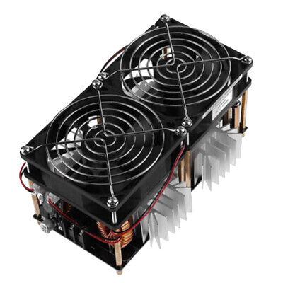 2000w Zvs Induction Heating Board Module Flyback W Tesla Coil Cooling Fan