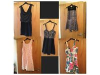 Various dresses size 14-16 all £5 each