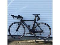 Planet X Stealth Pro Carbon triathlon / road bike