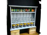 Kitchen Wall Storage Shelves/Spice Rack