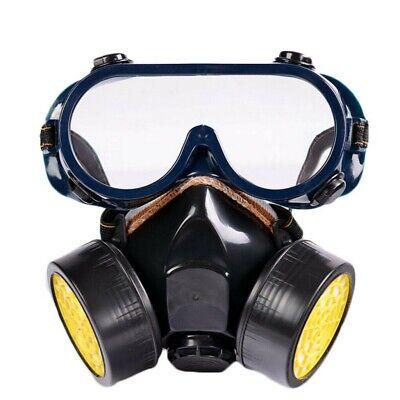 SCHUTZMASKE Gasmaske BW PL Unbenutzt ABC Filter MS-4 Tasche B-Ware DHL DE
