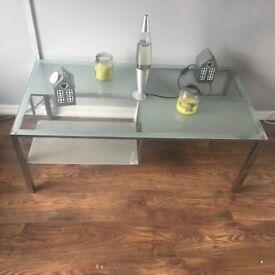 Coffee table £25