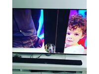 Sony KDL-55W829B TV, Cracked Screen , Spares or repair