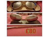 Rare vintage ralph lauren sunglasses