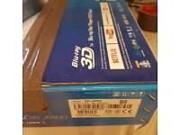 Samsung 3d and blueray dvd joblot
