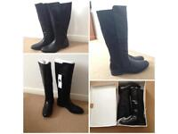 Brand new knee high boots size 5