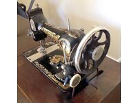 Frister and rossmann sawing machine