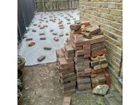 Free bricks (Leyton collection only)
