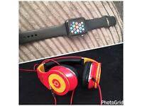 Iwatch apple 42mm with dr dre beats