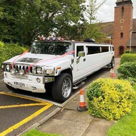 Hummer H2 Limousine £350 / Chrysler Limo £250 / Hummer H3 £300 / Limousine Hire London