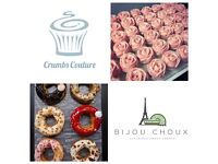 Cake & cupcake baker & decorator / pastry chef needed for a small team at a busy NW London bakery