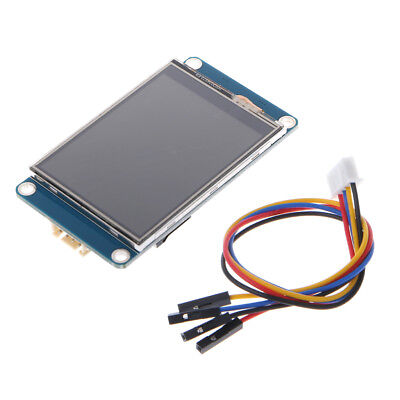 2.4 320x240 Uart Hmi Touch Screen Resistant Module Lcd Display For Arduino Tft