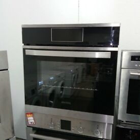 Built In Single Oven/Cooker Digital Display Excellent Condition 12 Month Warranty