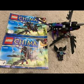 Lego chima 70000 Razcal's glider