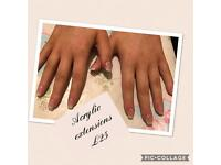 Mobile beauty therapist and Nail technician