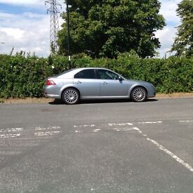 Ford mondeo silver ST 2.2 diesel