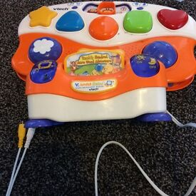 Baby vtech plug and play