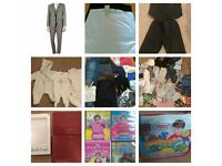 Clothes, electricals plus many many more