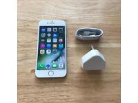 IPhone 6 64gb Silver Unlocked....!!!
