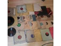 Joblot of 78lp records