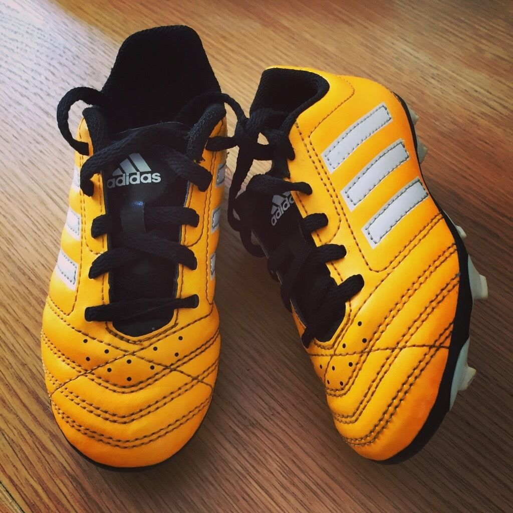 Adidas Football Boot - Infant size 10