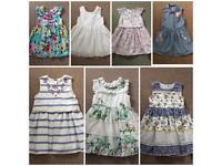 Girls Dresses 3-4 Years