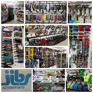 BMX BIKES SCOOTERS SKATEBOARDS SCOOTER  NEW JIBS PICKERING LOCATION  HUGE SELECTION #1 PRICES  WWW.JIBSACTIONSPORTS.COM