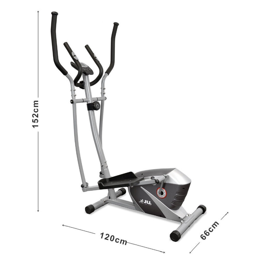 Elliptical Cross Trainer CT200, Model 2017 with Magnectic