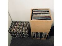 Vinyl Records for Sale at St Augustine's School Car Boot Sale This Saturday, 24th March