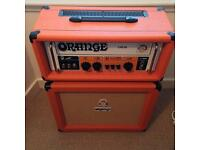 Orange OR50 & 1x12 Cab