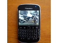 Blackberry bold 9900 -Unlocked