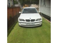 BMW 316 2003 MOT failure