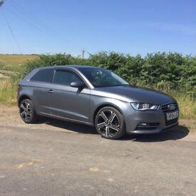 1.6 Audi A3 tdi SE