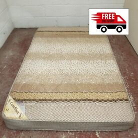 Small Double mattress 4ft wide (delivered free)